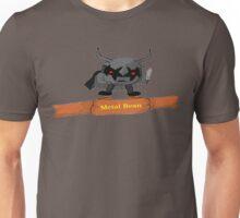 Metal Bean Unisex T-Shirt