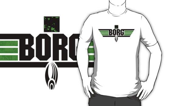 Top Borg (BGR) by justinglen75