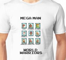 Mega Man - World Warriors Unisex T-Shirt