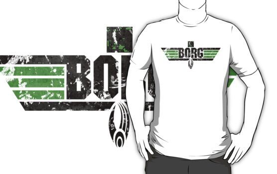 Top Borg (BGRG) by justinglen75