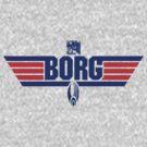 Top Borg (BR) by justinglen75