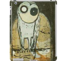 O for Owl iPad Case/Skin
