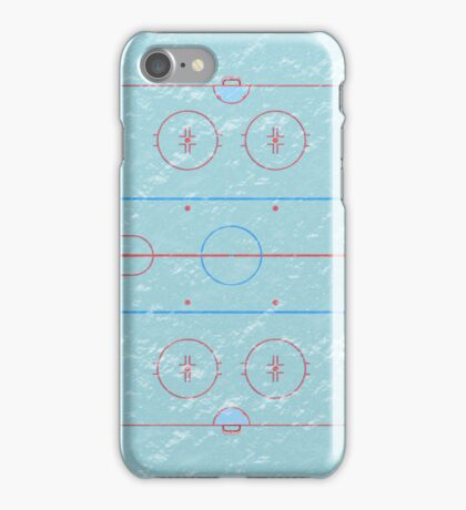 Hockey Ice Rink iPad Case / iPhone 5 Case / iPhone 4 Case  / Samsung Galaxy Cases  iPhone Case/Skin