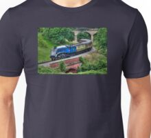 60007 Sir Nigel Gresley Locomotive Unisex T-Shirt