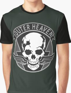 Outer Heaven Graphic T-Shirt