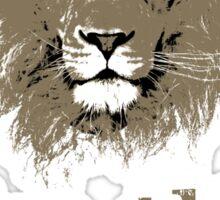 I'm the king Sticker