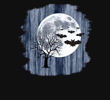 Creepy nocturnal landscape Unisex T-Shirt