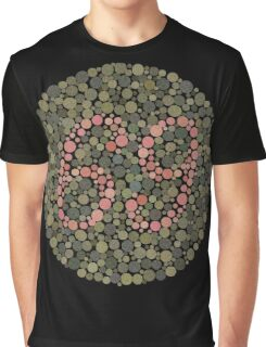 Love is Colorblind Graphic T-Shirt