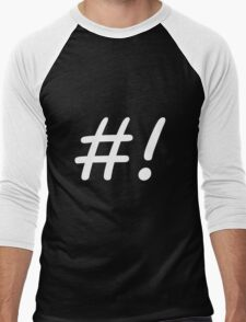 Bash Men's Baseball ¾ T-Shirt