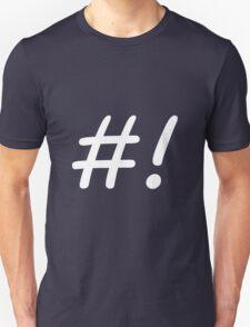 Bash Unisex T-Shirt