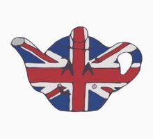 Teapot UK tee Kids Clothes