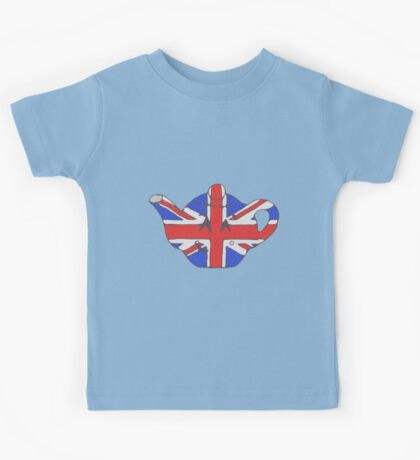 Teapot UK tee Kids Tee