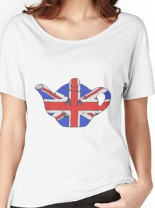 Teapot UK tee Women's Relaxed Fit T-Shirt