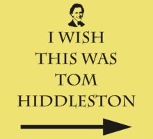 I wish this was Tom Hiddleston by poisontao