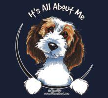 Petit Basset Griffon Vendeen :: Its All About Me Kids Tee