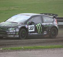 Liam Doran - Citroen C4 WRC by Matt Dean