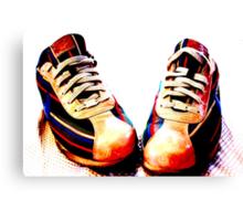 Custom Kicks, Nike Canvas Print