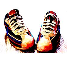 Custom Kicks, Nike Photographic Print