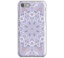 Kaleidoscope 2 Lavender Mandala abstract iPhone & iPod Case / Cover iPhone Case/Skin