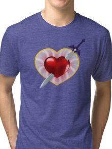 Master of Heart Tri-blend T-Shirt