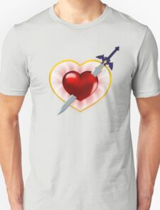Master of Heart Unisex T-Shirt