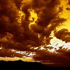Maricopa Clouds by Randy Turnbow