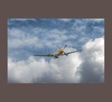 P51 Mustang - Cadillac of the Sky Baby Tee