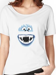 Simple Bumble Face Women's Relaxed Fit T-Shirt