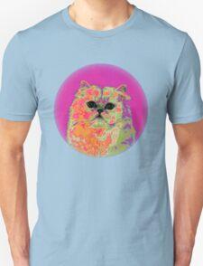 Psychedelic Cat II T-Shirt