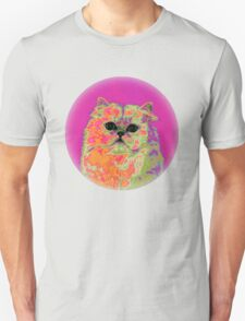 Psychedelic Cat II T-Shirt
