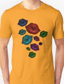 MULTICOLOR LIPS T-Shirt