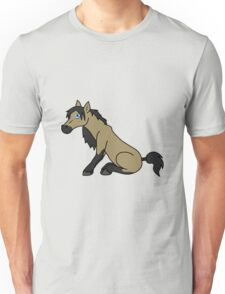 Buckskin Horse Unisex T-Shirt