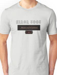 Error 3003 T-Shirt