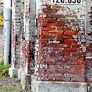 Building 128 by Sandra Lee Woods