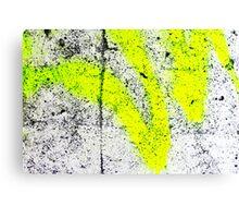 Tag Texture Canvas Print