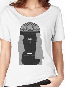 The Address is 221B Baker St Women's Relaxed Fit T-Shirt