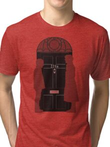 The Address is 221B Baker St Tri-blend T-Shirt