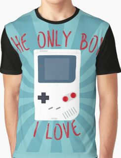 The only boy I LOVE! Graphic T-Shirt