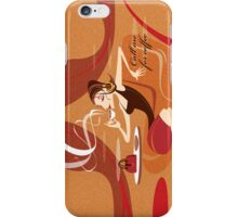 Call Me for Coffee iPhone Case/Skin