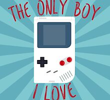 The only boy I LOVE! by AlessandroAru