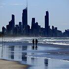 Gold Coast Stroll #2 by Noel Elliot