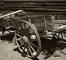 Wagon Wreak  by John  Kapusta
