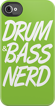 Drum & Bass Nerd by DropBass