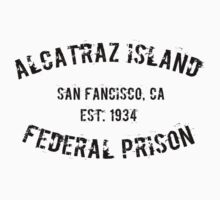 Prisoner of Alcatraz Kids Clothes