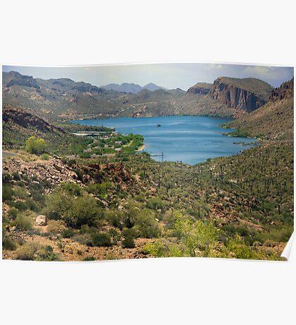 Canyon Lake  Poster