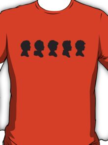 One Direction Silhouettes T-Shirt