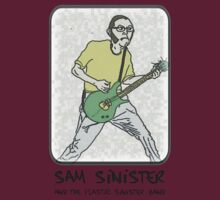 Plastic Sinister Band, Members Series: Badger by SamSinister