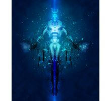 Transhuman Ascension Photographic Print