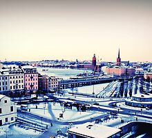 Stockholm  by cynthisonfire