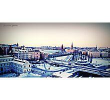 Stockholm  Photographic Print